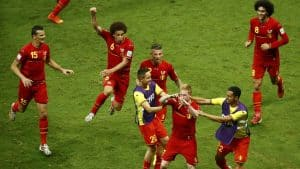 Belgia Football Team 2
