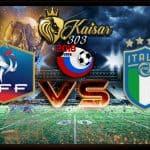 Perancis VS Italia ( 2 )