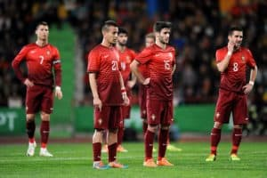 Portugall Football Team ( 2 )