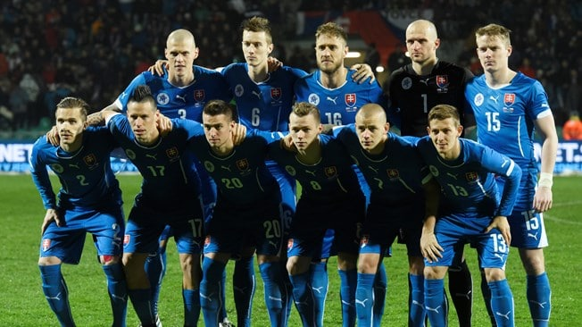 Slovak Football Team