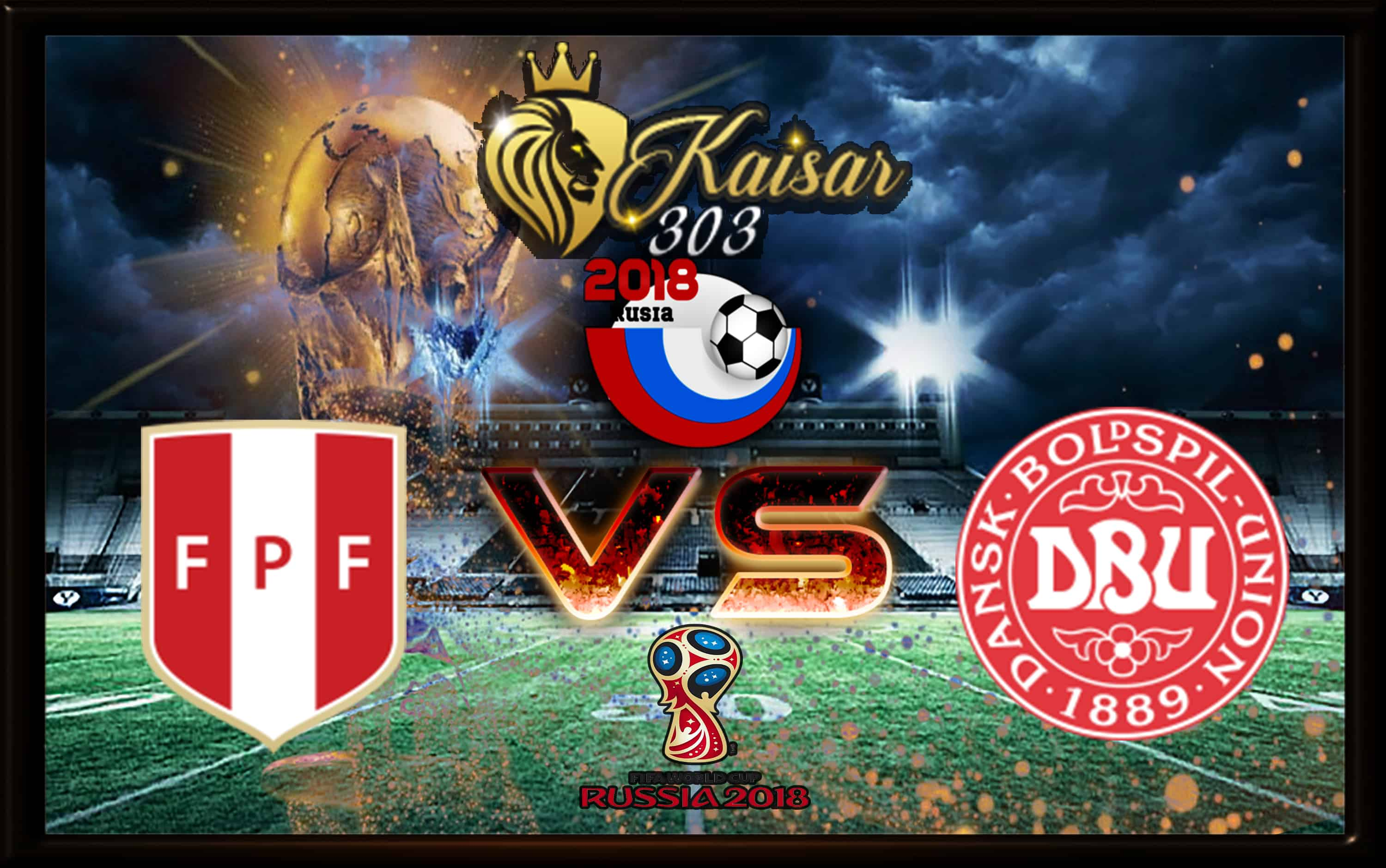 Predicted Skor Peru Vs Denmark 16 Juni 2018