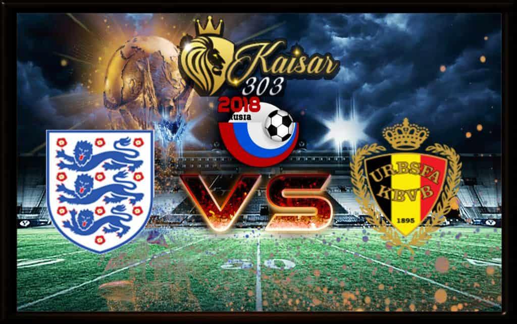 Predictive score Inggris Vs Belgia 29 Juni 2018