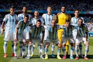 ARGENTINA Team Football 2018