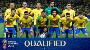 Brazil Football Tea