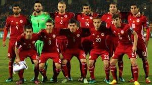 DENMARK Team Football 2018