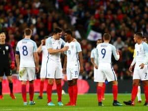 ENGLAND Team Football 2018