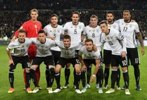 GERMANY Team Football 2018