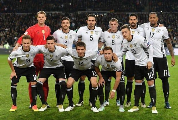GERMANY Team Football 2018
