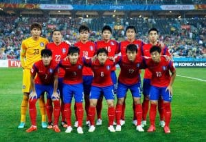 KOREA REPUBLIC Team Football 2018
