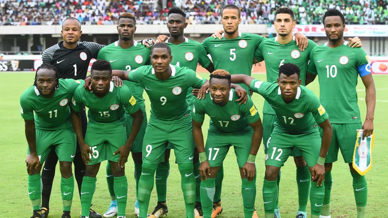 Nigeria Football T eam