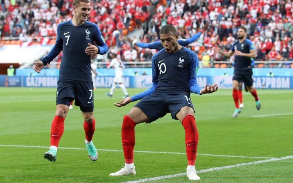 Tim Sepakbola Perancis