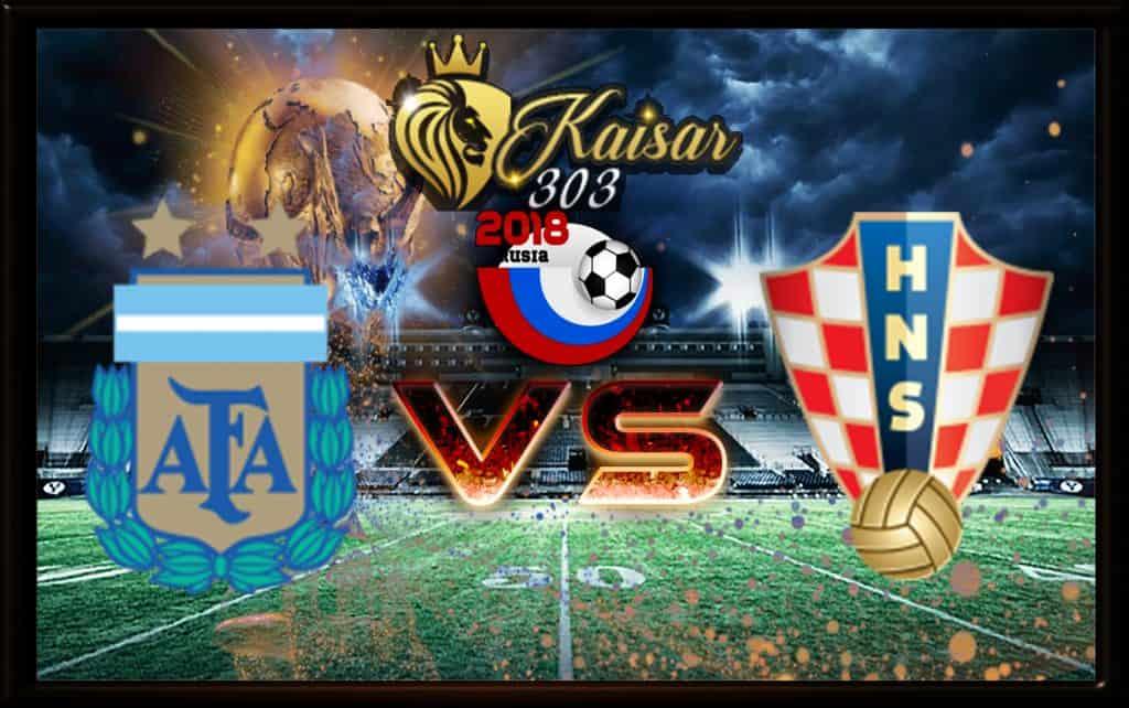 Prediksi Skor Argentina Vs Kroasia 22 Juni 2018 12 1