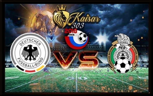 Prediksi Skor Jerman vs Meksiko 17 Juni 2018 1