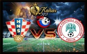 Prediksi Skor Kroasia Vs Nigeria 17 Juni 2018 2