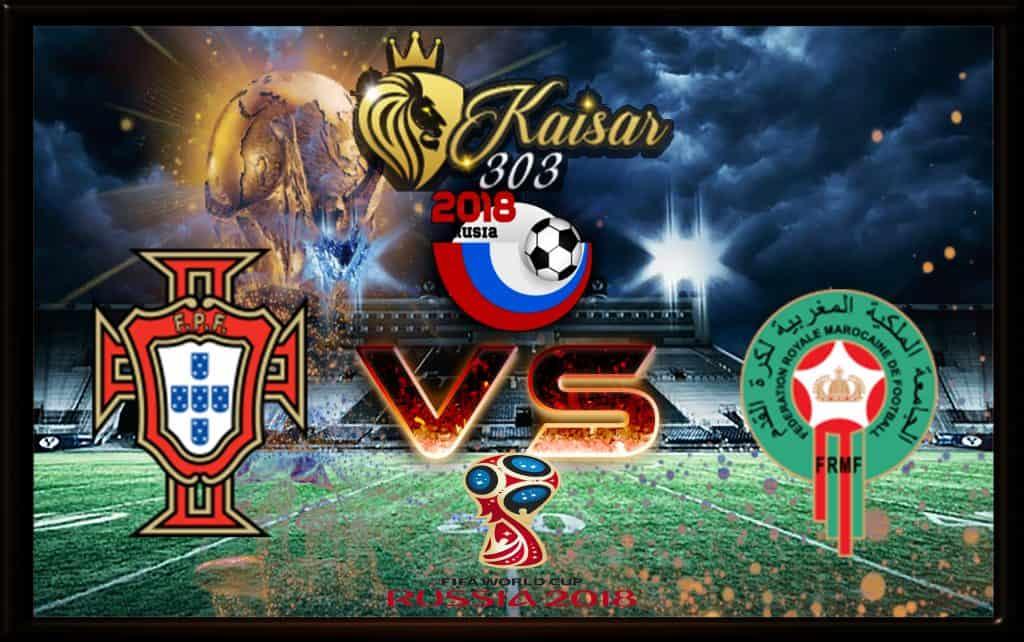 Prediksi Skor Portugal Vs Maroko 20 Juni 2018
