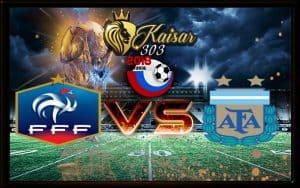 Prediksi Skor Prancis Vs Argentina 30 Juni 2018 2