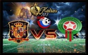 Prediksi Skor Spanyol Vs Maroko 26 Juni 2018 3