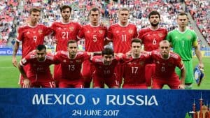 Rusia Football Team