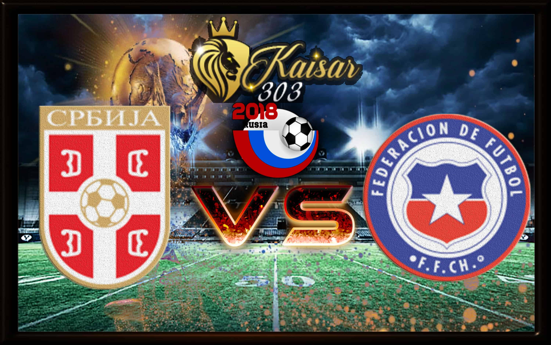 Serbia Vs Chile