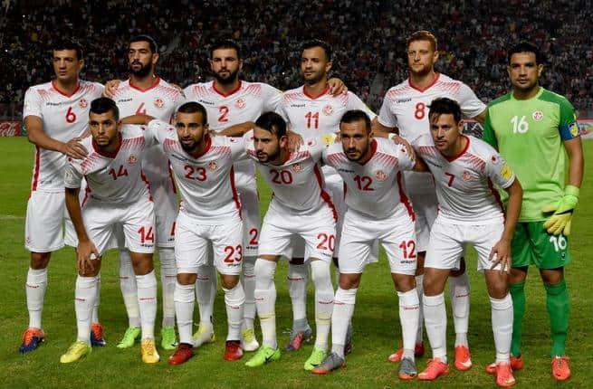 Tim Sepak Bola Tunisia