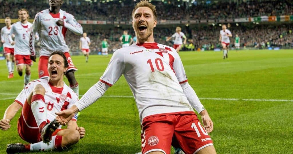 Tim Sepak Bola Denmark