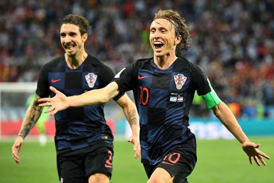 Kroasia Tim Sepak Bola