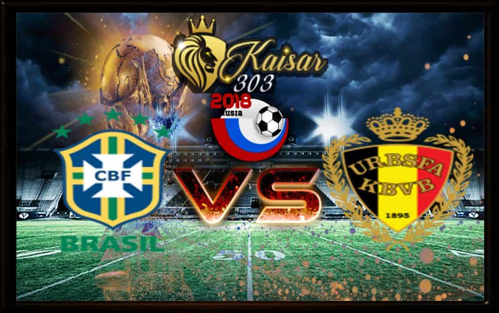 Predicks Skor Brasil Vs Belgia 7 Jul 2018 3