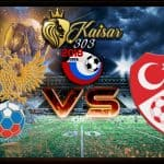 Rusia Vs Turki