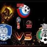 Prediksi Skor Korea Selatan Vs Meksiko 23 Juni 2018