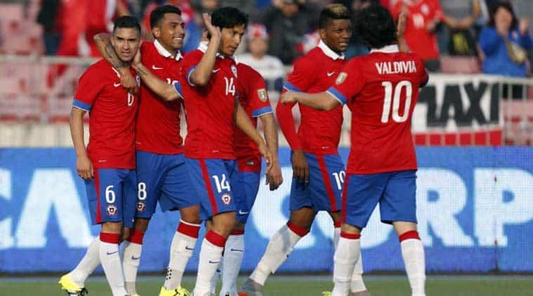 Chile Football team