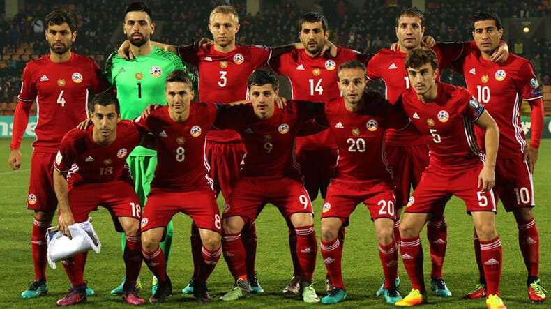 DENMARK Team Football 2018
