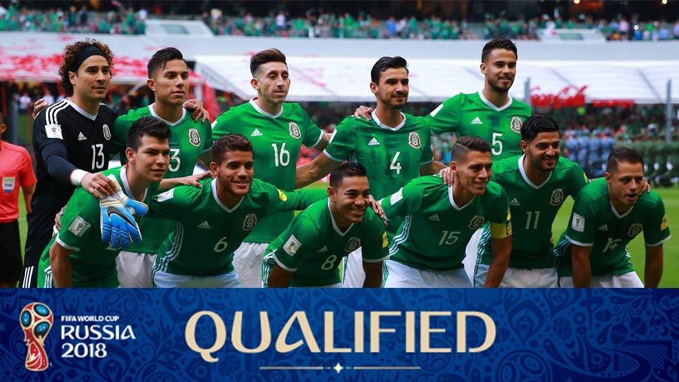 Meksiko Football Team