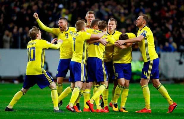 Swedia Football Team 1